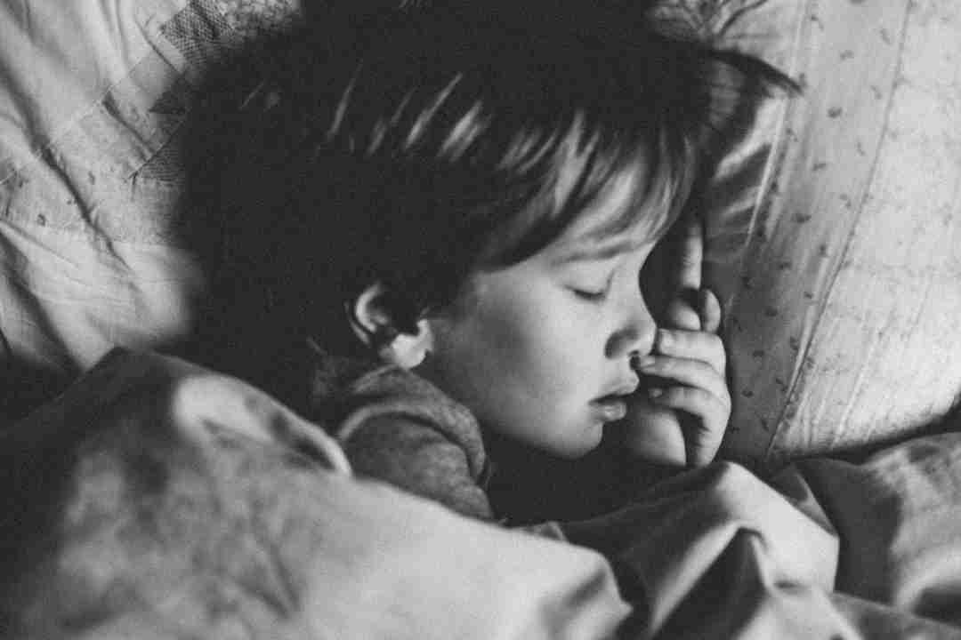 Kid sleeping
