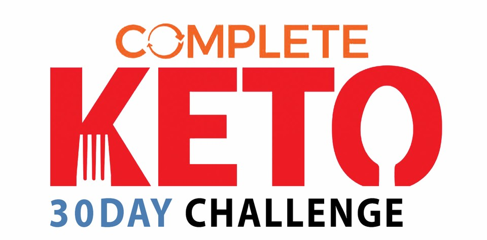 Complete Keto 30-Day Challenge