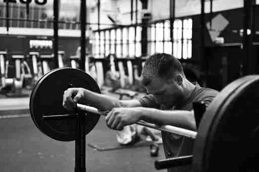 fatigued at the barbell needs energy deload time