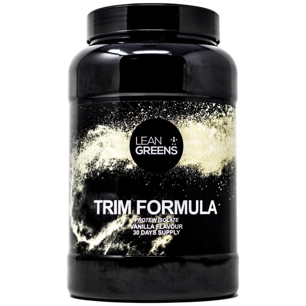 TRIM - Whey Protein Isolate #wheyprotein #leangreens #TRIMFormula