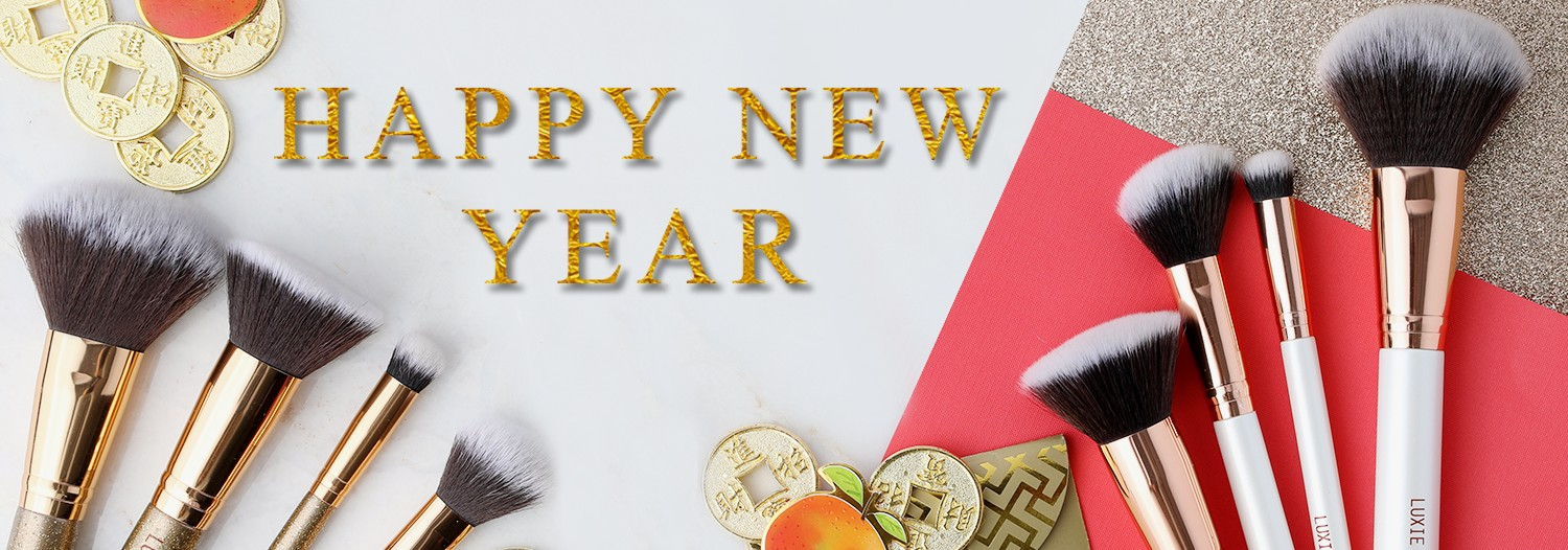 Happy Lunar New Year at LUXIE