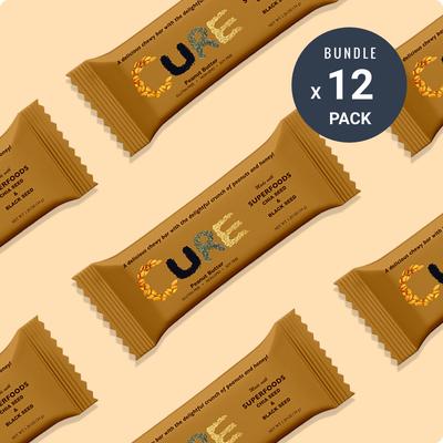 Cure Peanut Butter bar