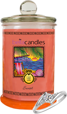 1x Candle Special Offer