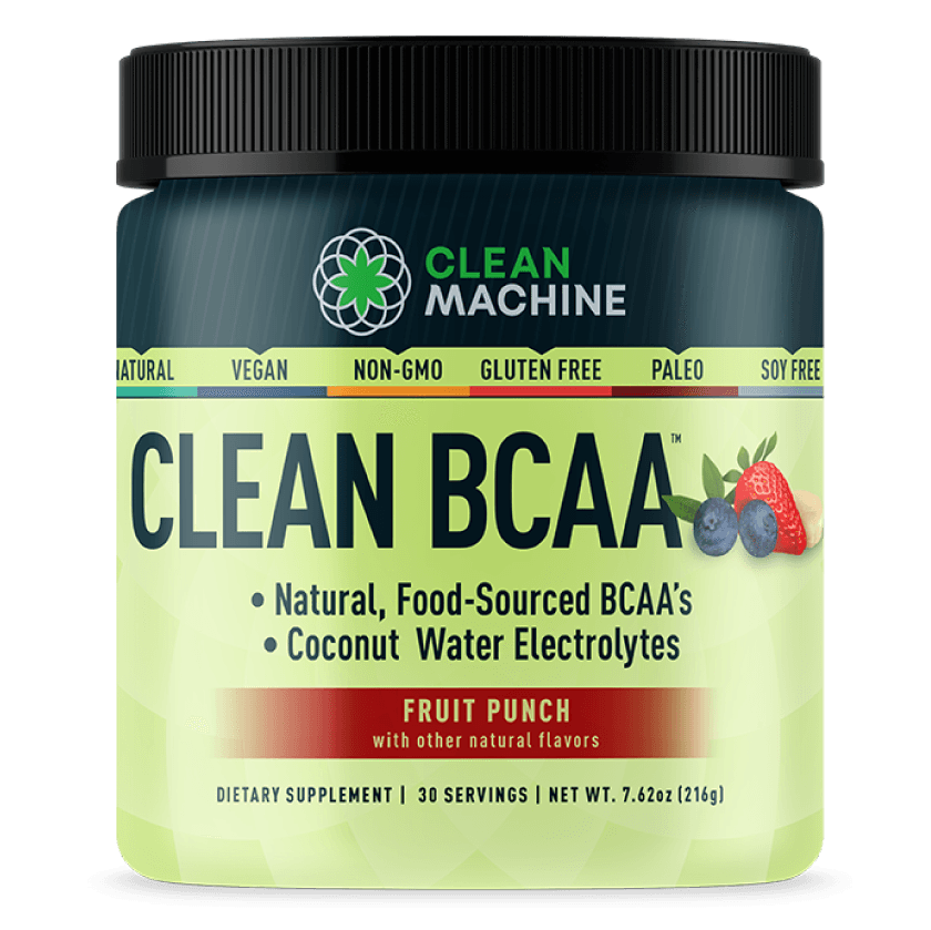 Clean Machine - Clean BCAAs