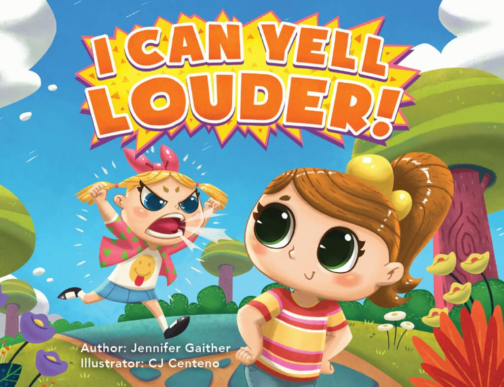 I Can Yell Louder!