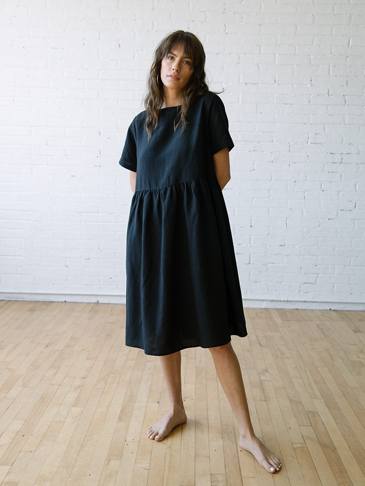 Nico Dress Black