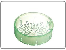 Removable Strainer 32oz Aqua Green