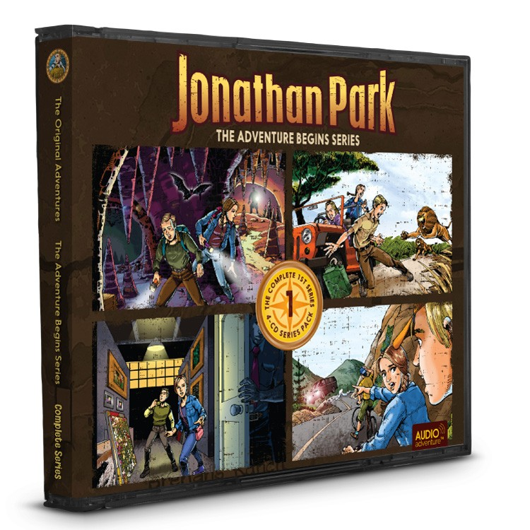 The Adventure Begins Series Pack