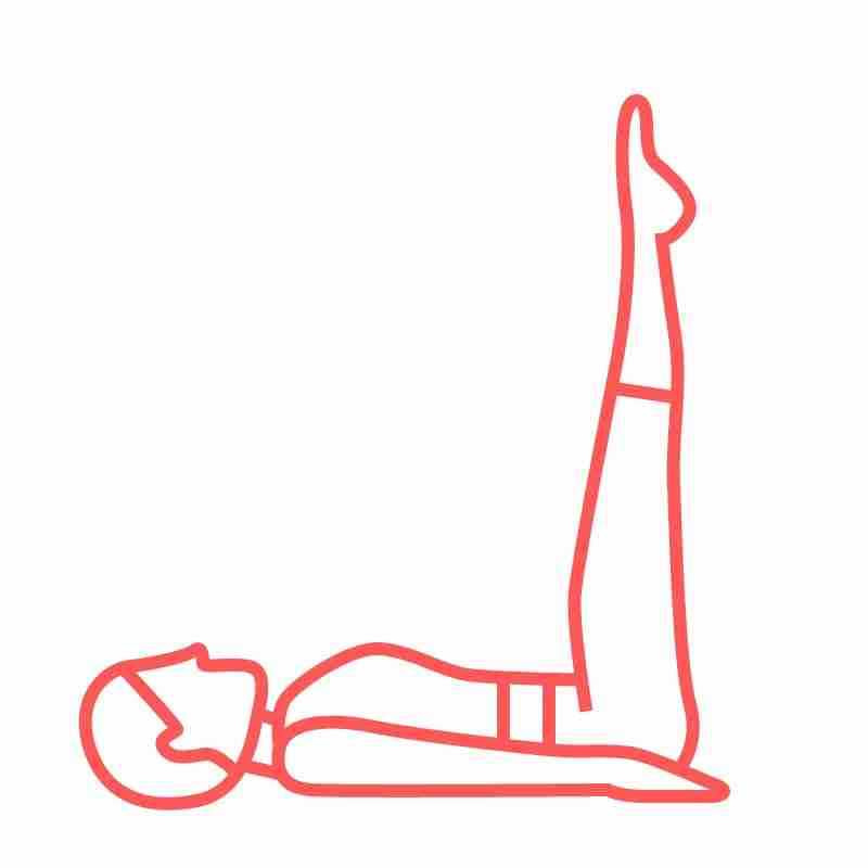 Legs up the Wall Pose (Viparita Karani)