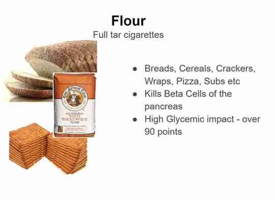 Tobacco Carbs Oatmeal Brown Rice Sweet Potato Whole Grains GERD Acid Heartburn IBS