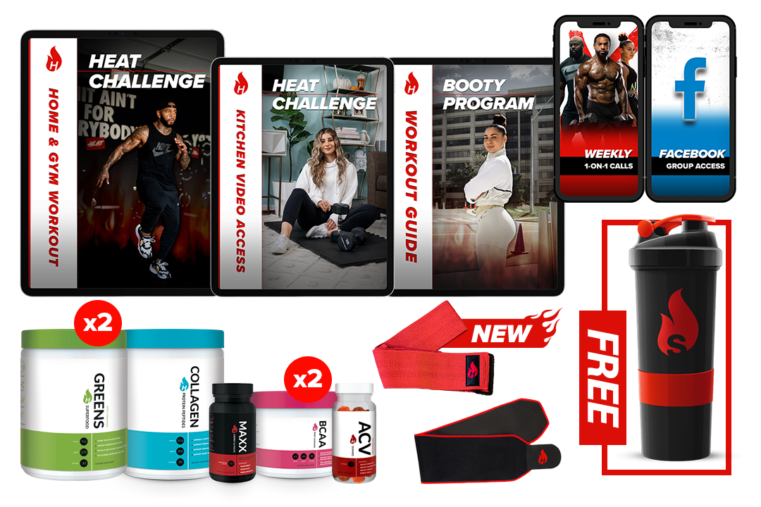 Heat Challenge Round 11 Optimal Package