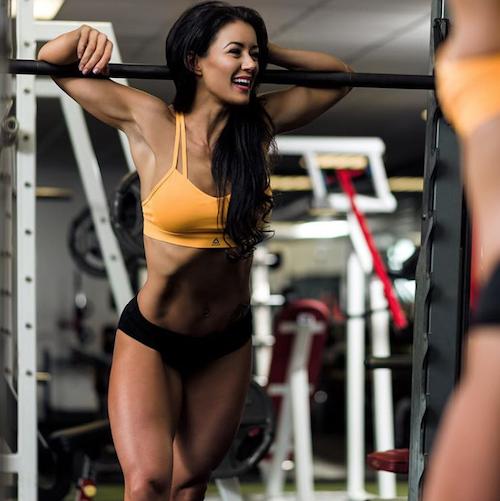 Clean Machine - Clean Green Protein - Kim - Athlete