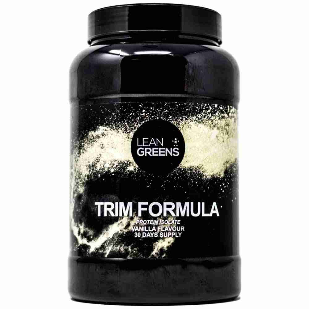 TRIM whey protein isolate by Lean Greens