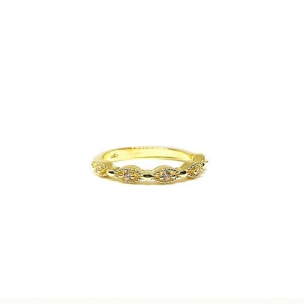Deana Round Ring
