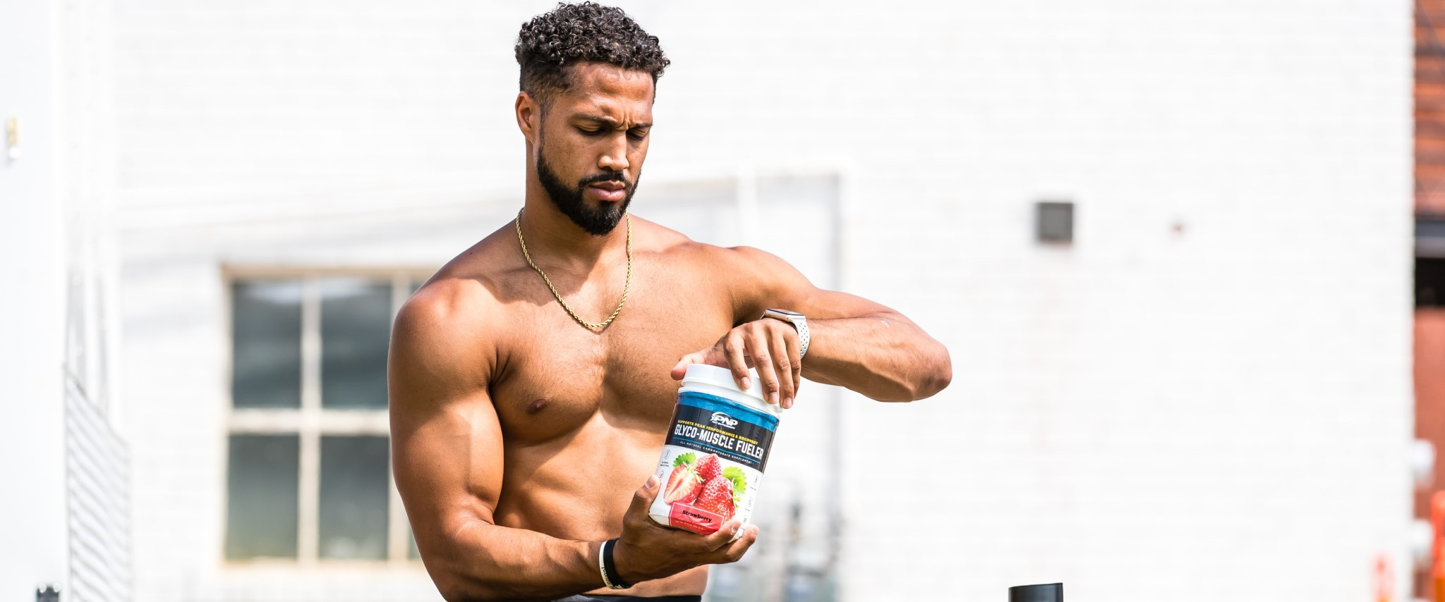 How to use Glyco-Muscle Fueler for sports performance.
