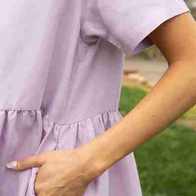 Nico Dress Lilac
