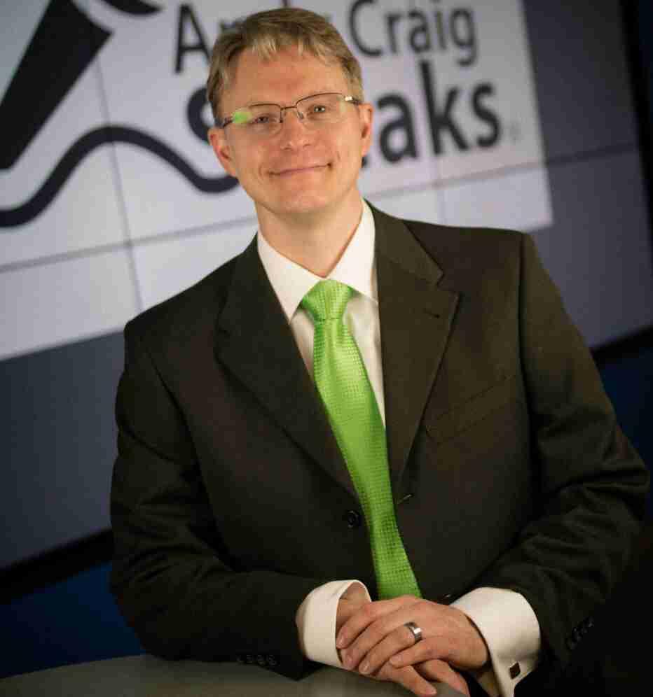 Andy Craig | LeadershipBooks.store
