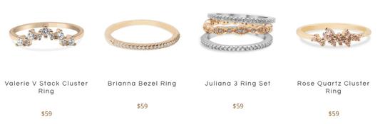 bnb rings