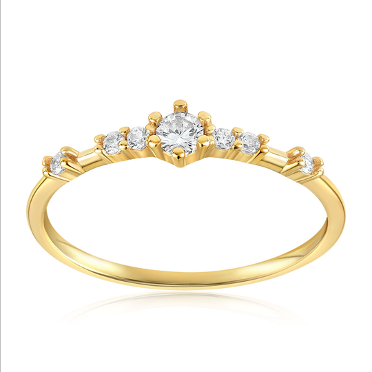 The Emma Vintage Ring