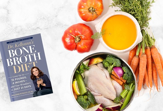 Dr. Kellyann Bone Broth Diet Book