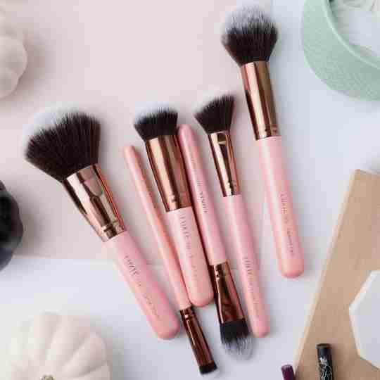 Luxie's brush sets