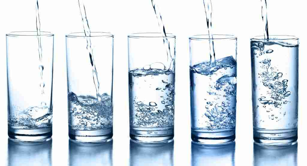 Different Types of Water