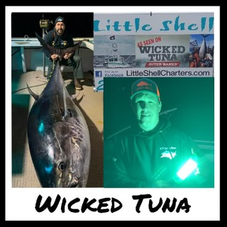 wicked tuna fishing lights
