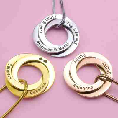Belle Fever Personalised Jewellery Afterpay Sale