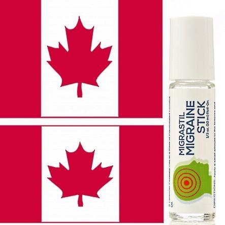 Migrastil Migraine Stick Canada