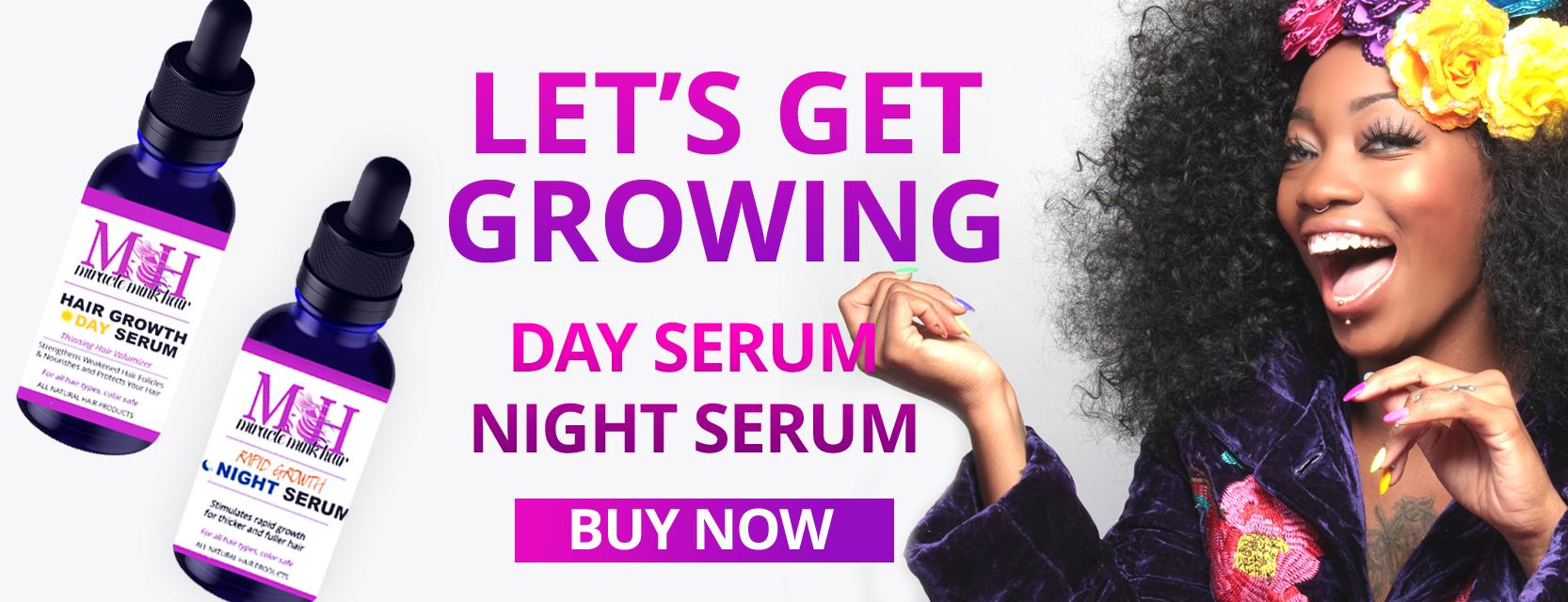 Miracle Mink Hair Growth Serum