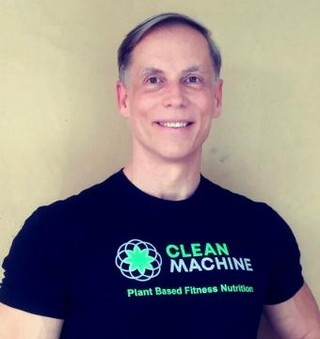 Geoff Palmer, Founder of Clean Machine®, Natural Bodybuilding and Natural Physique Champion