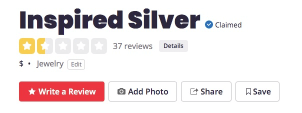 ispired silver