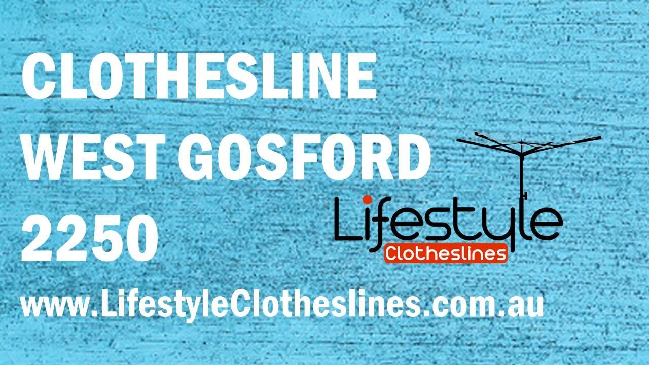 ClotheslinesWest Gosford2250NSW