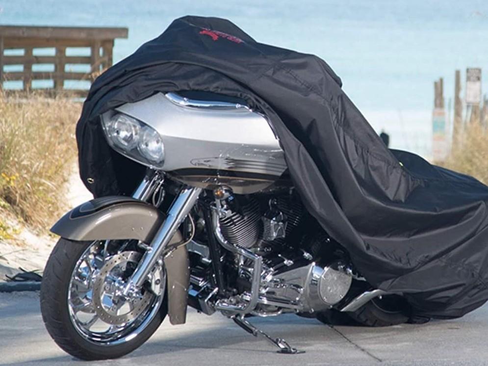 Badass Moto Ultimate All Wx Waterproof Motorcycle Cover