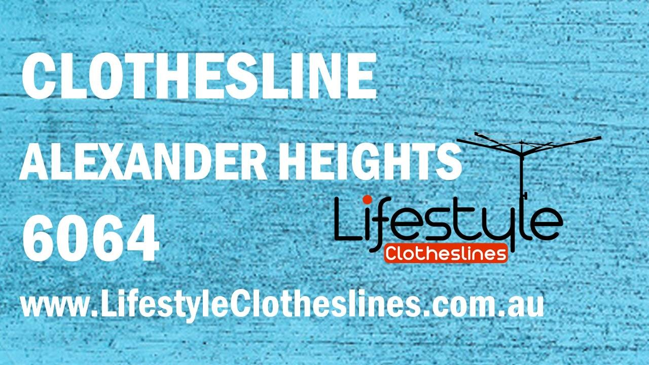 Clotheslines Alexander Heights 6064 WA