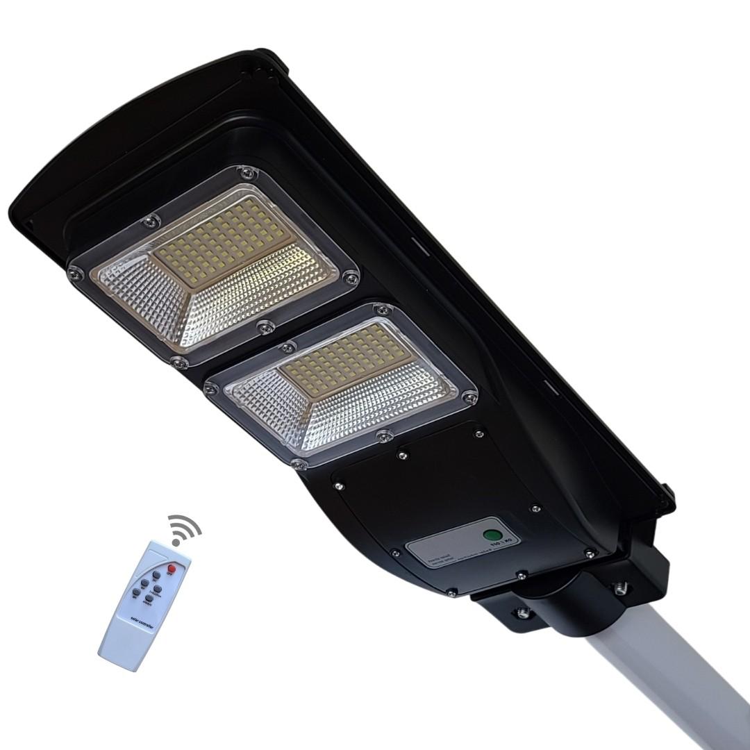 60WSolar Street High Brightness Light 6000 Lumens