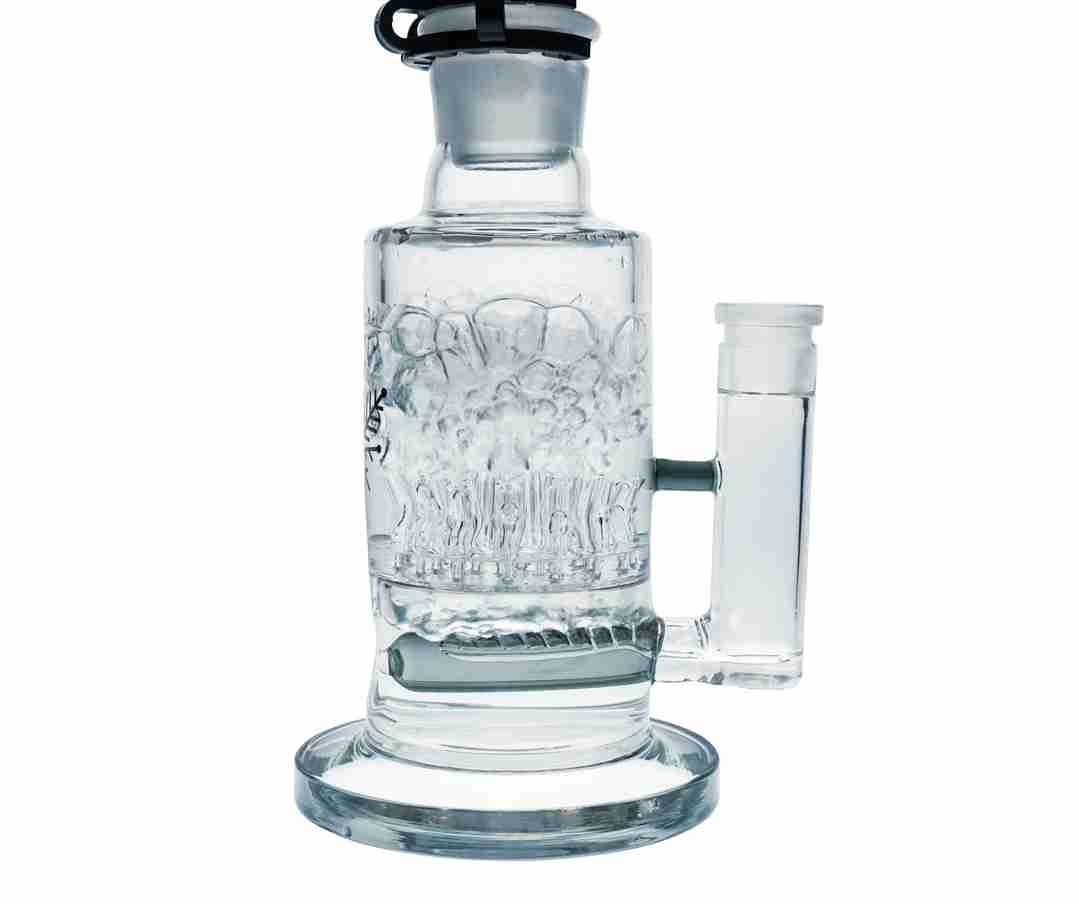 Water bong perc, freeze pipe bong xl