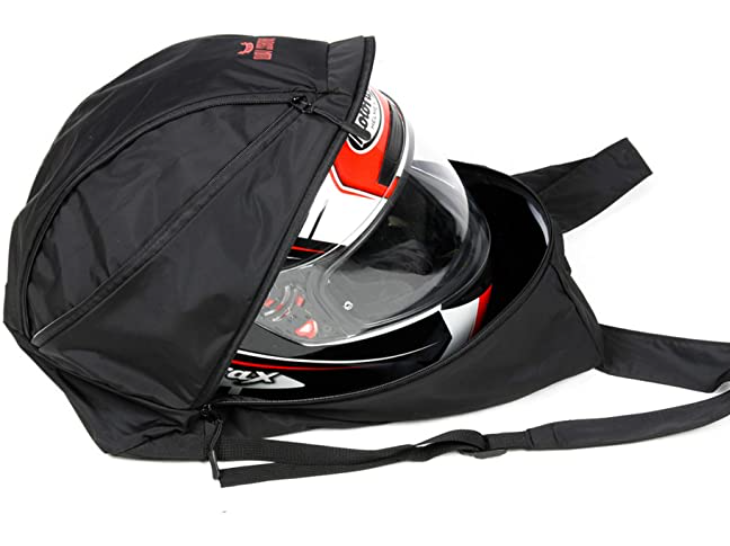 Motorcycle Folding Helmet backpack