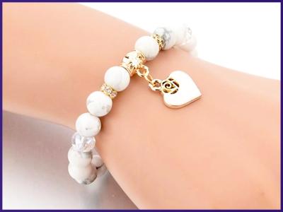 solid-hearts-charm-bracelet-set