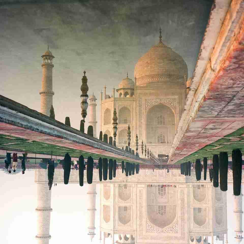 7th wonder of the World, Taj Mahal