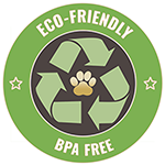 Eco Friendly BPA Free Logo