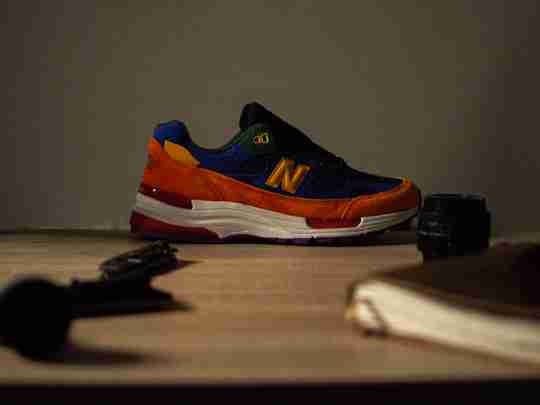 New Balance 992 Photo by Mike Guillory