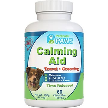 Calming Aid Chewables for Dogs