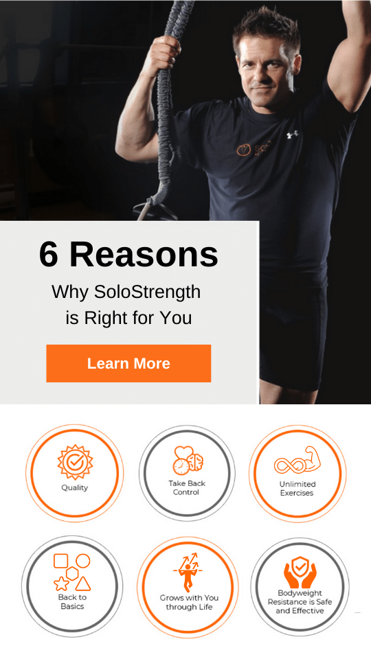 6 reasons why solostrength is right for your home gym