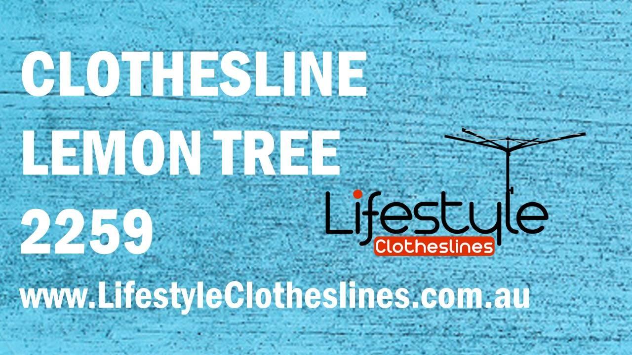 ClotheslinesLemon Tree2259NSW