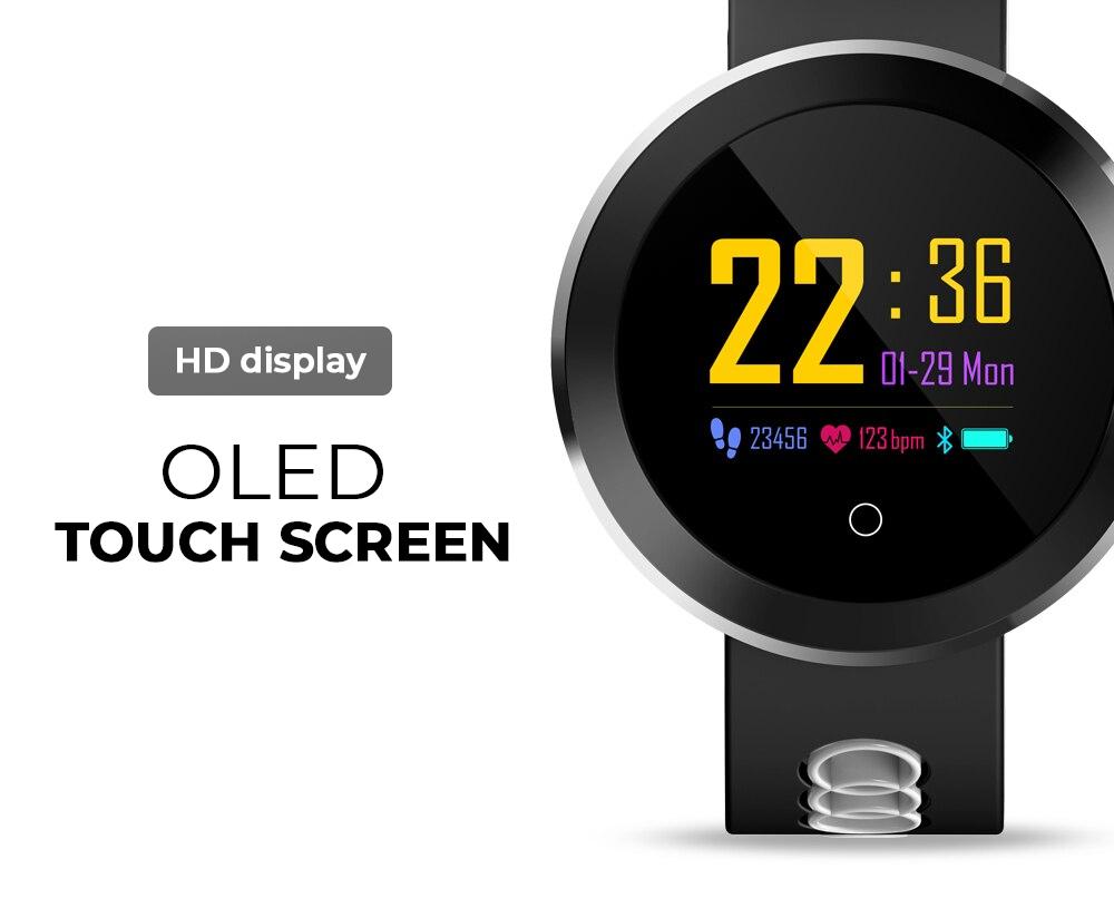 LifeBit - Smart Wellness Watch