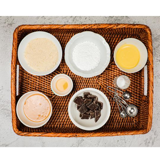 No Bake Keto Peanut Butter Bars Recipe_Ingridients