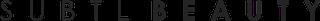 subtl beauty logo header