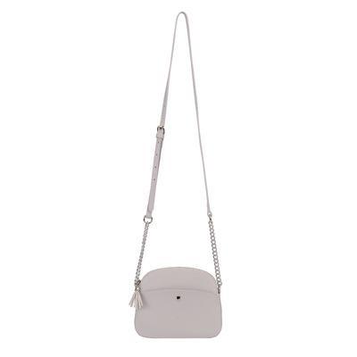 Pillo Pocket Crossbody Bag Grey