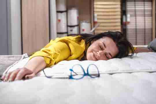 happy sleep first customer